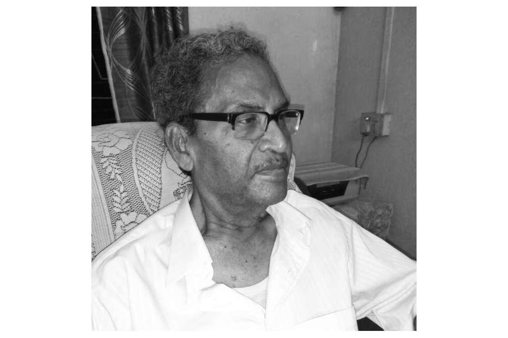 Photo of আমার চোখে সুধাংশু দে — শুভঙ্কর দাস