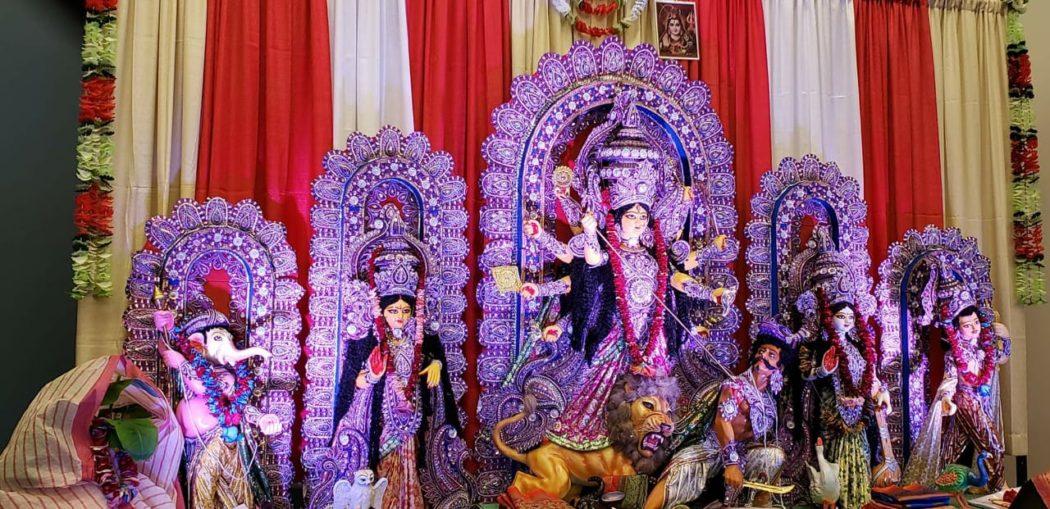 Photo of কানাডায় বাঙালিয়ানা, মাতৃ আরাধনার চারদিন