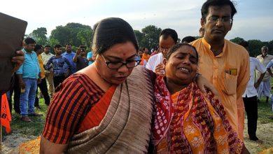 Photo of দাড়িভিটঃ সিবিআই তদন্ত না হওয়ায় তৃণমূলকেই দুষলেন দেবশ্রী চৌধুরী