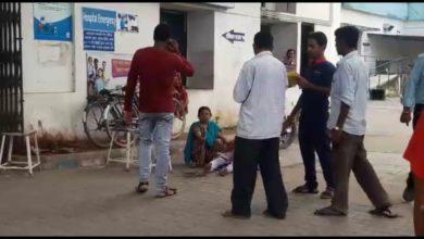 truck ran over a man on nh-34 in raiganj