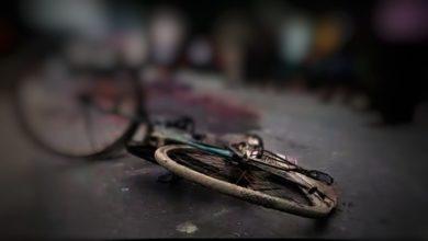 Photo of ট্রাকের চাকায় পিষ্ট হয়ে এক সাইকেল চালকের মৃত্যু রায়গঞ্জে