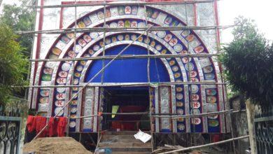 Photo of ৬২ তম বছরে 'ভক্তিতেই শক্তি' থিম অমর সুব্রতের