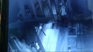 Photo of রাতের অন্ধকারে মন্দিরে চুরি, ছবি ধরা পড়ল সিসিসিসি ক্যামেরায়