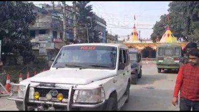 Photo of মহিলা মাদক কারবারি গ্রেপ্তার রায়গঞ্জে, উদ্ধার নিষিদ্ধ মাদক ও নগদ টাকা
