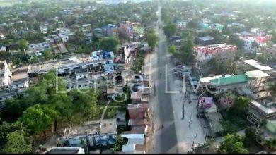 Photo of লকডাউনে নজরদারি চালাতে ড্রোনের ব্যবহার উত্তর দিনাজপুরে