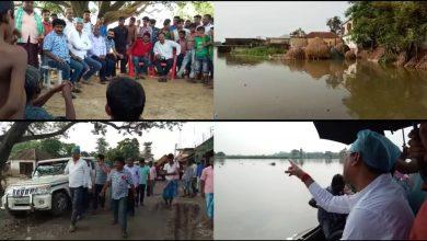 Photo of প্রবল বর্ষণে কুলিকে বান, প্লাবিত রায়গঞ্জের একাংশ, বন্যা পরিদর্শনে তৃণমূল নেতৃত্ব