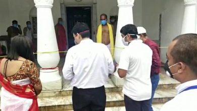 Photo of তিনমাস পর খুলল কোচবিহারের মদনমোহন মন্দির