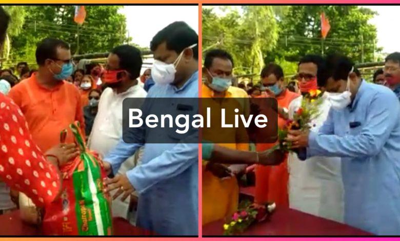 BJP MP Sukanta Majumdar