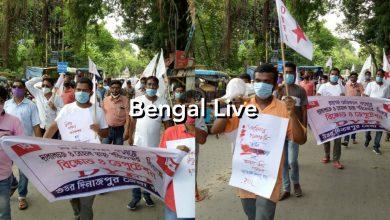Photo of করোনা আবহে রায়গঞ্জ মেডিক্যালের অব্যবস্থার প্রতিবাদে সরব ডিওয়াইএফ
