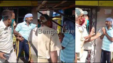 Photo of চলছে লকডাউন, রায়গঞ্জে আটক একাধিক