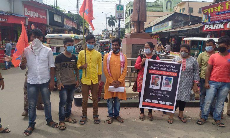 abvp calls to save bengal