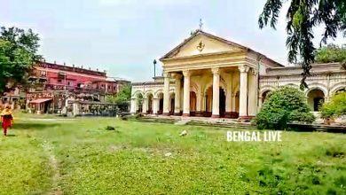 Photo of রাজবাড়ির পূজায় প্রথা ভাঙল চারশো বছর পর
