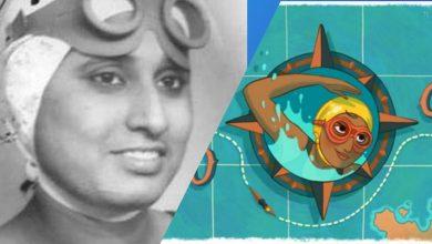 Photo of ডুডলে ছবি প্রকাশ করে বাঙালি সাঁতারুকে জন্মদিনে কুর্নিশ জানালো গুগল