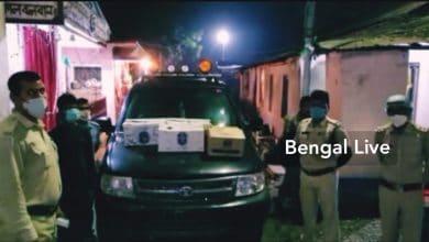foreign liquor smuggling to bihar