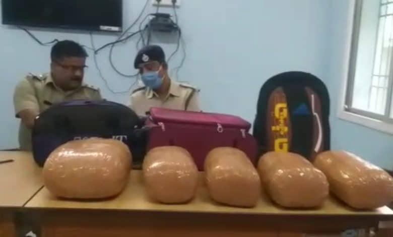 drug smuggling through malda