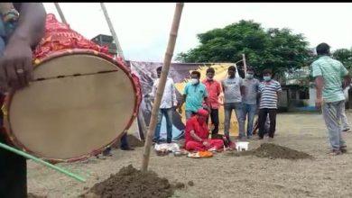 Photo of বহরে ছোট হলেও রায়গঞ্জ সুদর্শনপুরের পুজো এবারও হবে আকর্ষণীয়