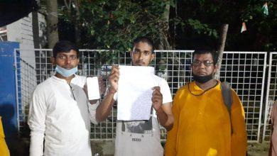tmc leader allegedly beats bjp leader in a gram panchayat of maldah, tussle over mgnregs issue
