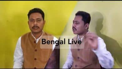 rajbangshi leader leaves bjp