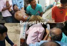political clash in chopra