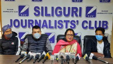 TMC Rajyasabha MP Shanta Chhetri criticises BJP MPs
