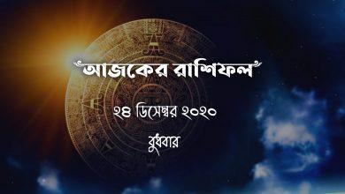 bangla rashifal 23 december