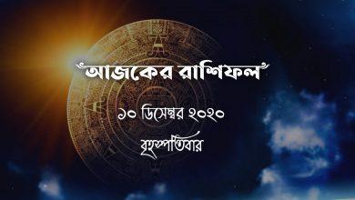 bangla rashifal 10th december