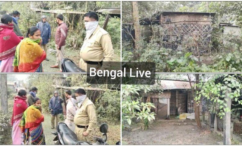 rabinson street incident in uttar dinajpur