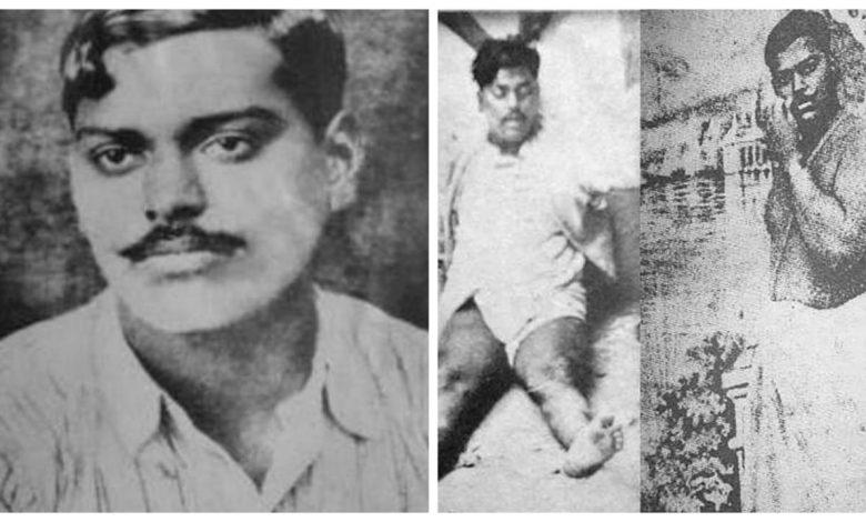 freedom fighter chandrashekhar azad killed himself to escape from british police