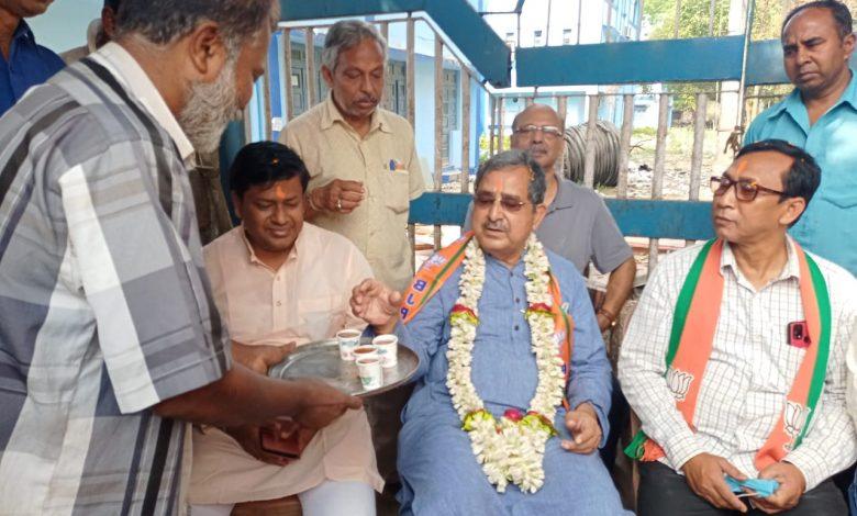 People of Balurghat deprived of modern life! Claimed by Ashok Lahiri