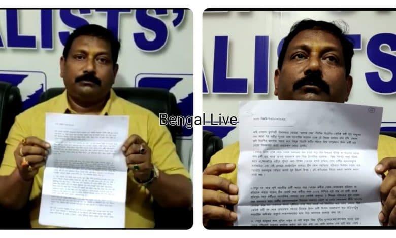 Resigned BJP leader Alok Sen