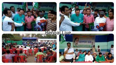 Several leaders of the Samajwadi Party joined the Trinamool Congress