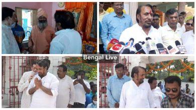 Trinamool Congress candidate Kanaiyalal Agarwal