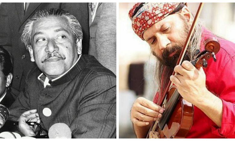 debojyoti mishra to perform at sheikh mujibur rahmans 100th birth anniversary
