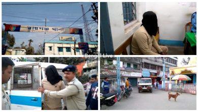 raiganj police arrested one from uttar pradesh in tmc worker murder case