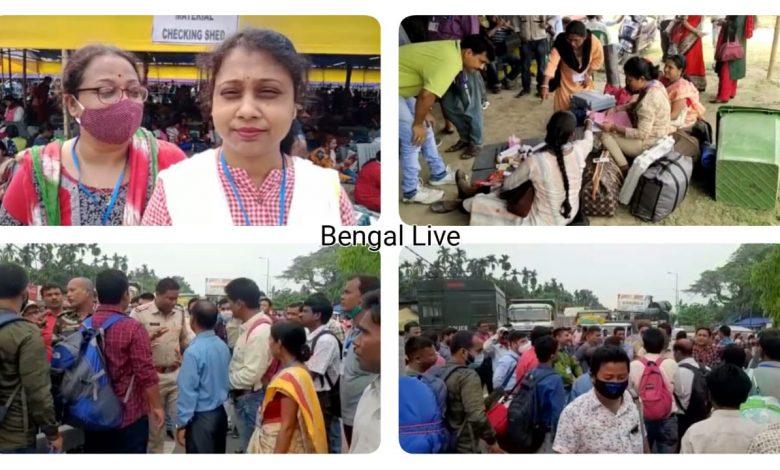 293 women polling station in alipurduar