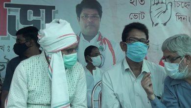 Adhir Chowdhury in Kaliaganj