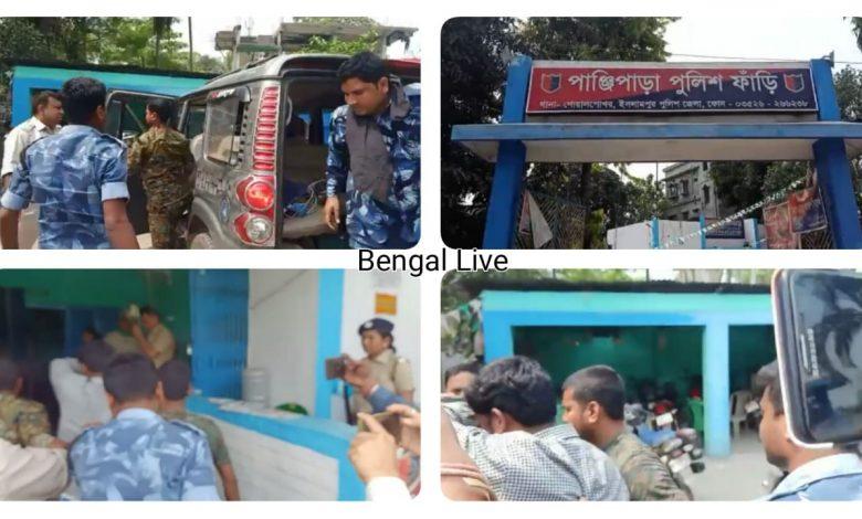 Bihar police death case Three arrested in Goalpokhar