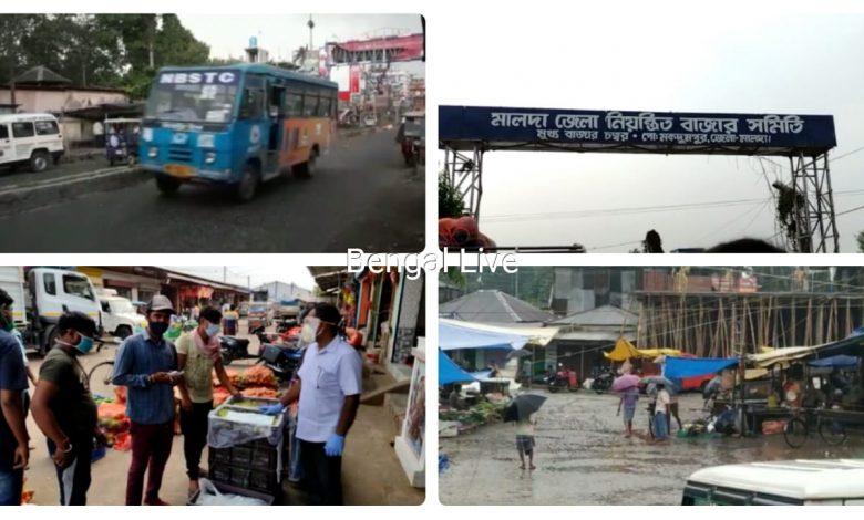 lockdown in north bengal