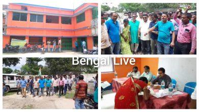 Five members including the deputy chief of Mahipur gram panchayat No. 3 of Raiganj block joined the Trinamool.